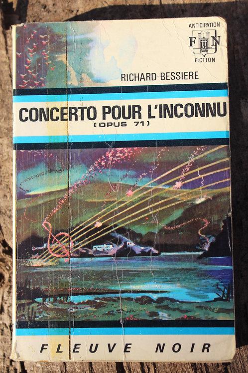 Concerto pour l'inconnu (opus 71)