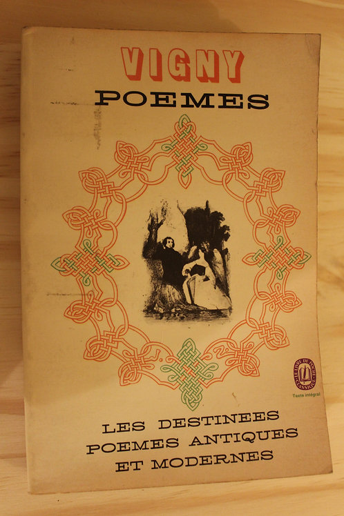 Poèmes antiques et modernes / Les destinées