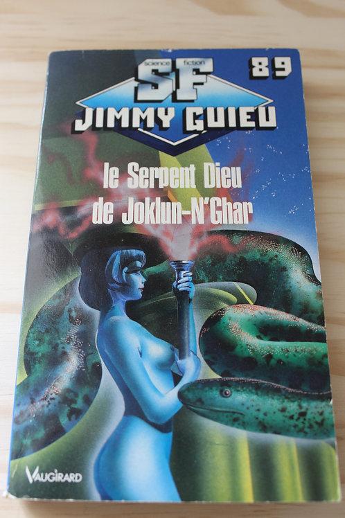 Le Serpent Dieu de Joklun-N'Ghar