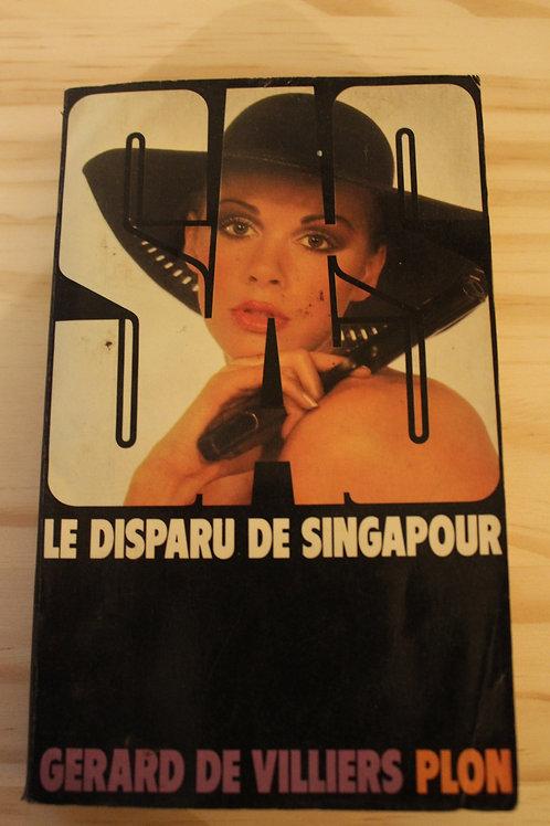 SAS / Le disparu de Singapour