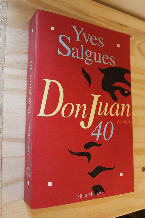 Don Juan 40