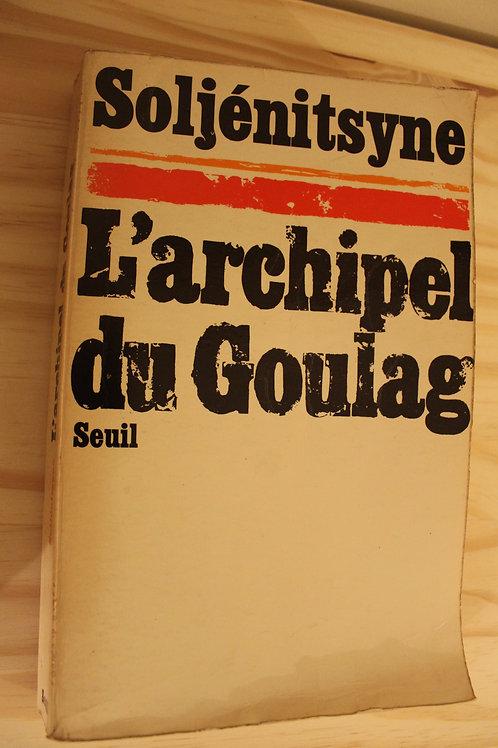 L'archipel du Goulag Tome 1