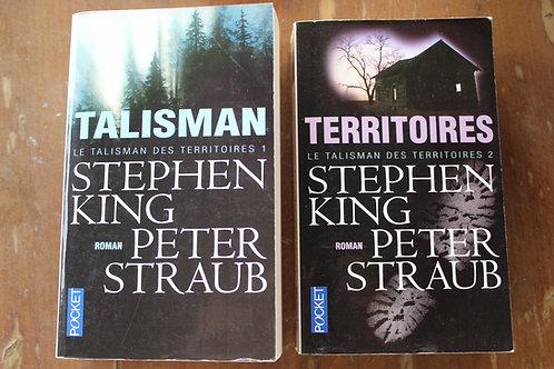 Le talisman des territoires - 2 tomes