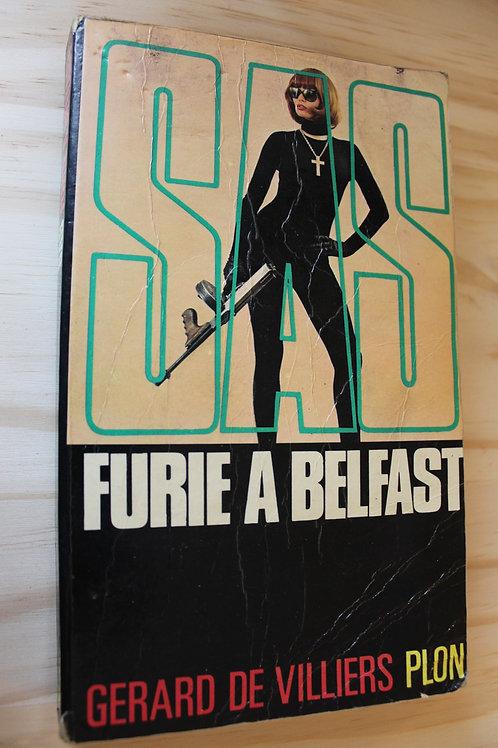 SAS / Furie à Belfast