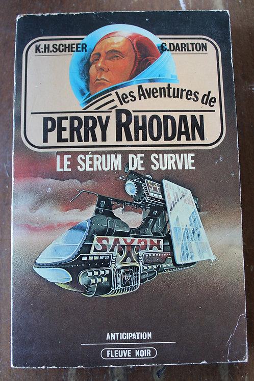 Les aventures de Perry Rhodan/Le sérum de survie