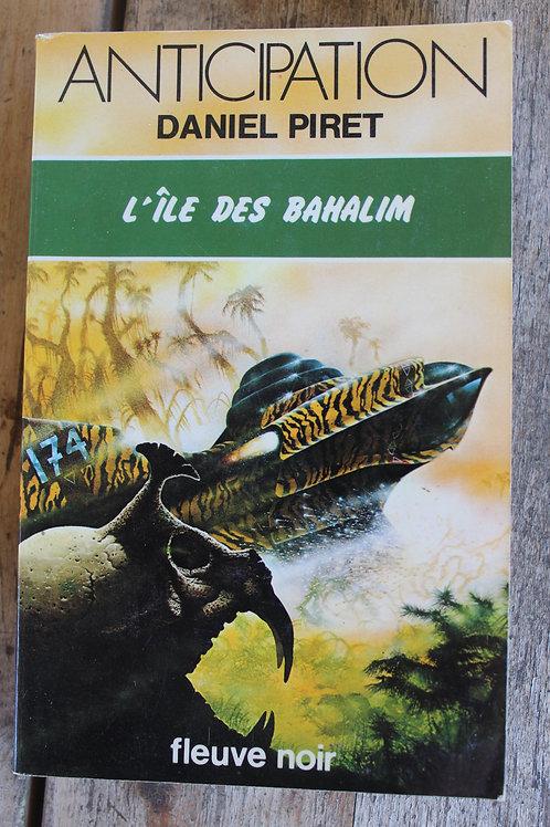 L'île de Bahalim