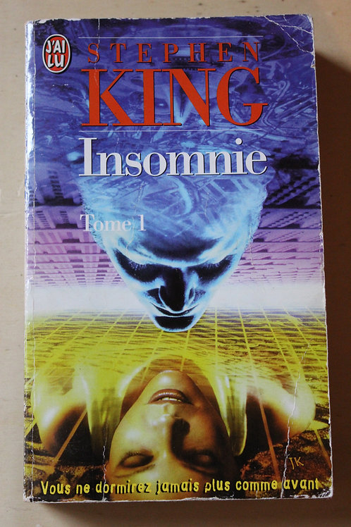 Insomnie/2 tomes
