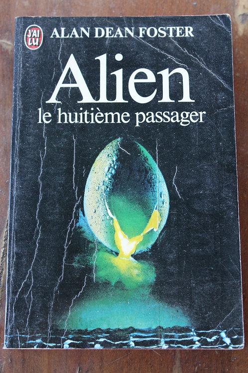 Alien le huitième passager