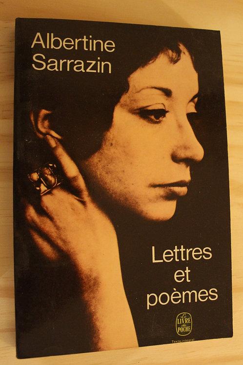 Lettres et poèmes