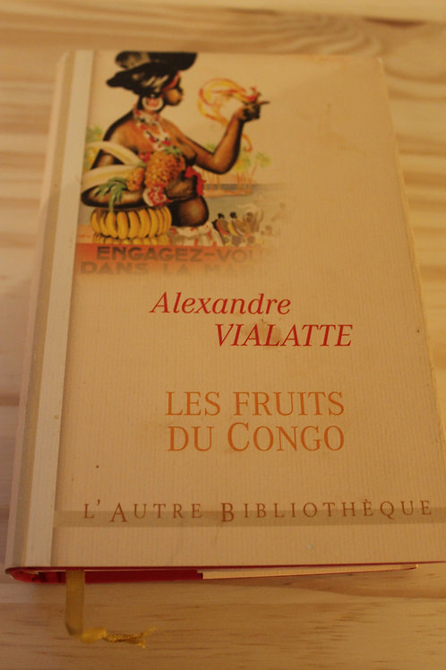 Les fruits du Congo