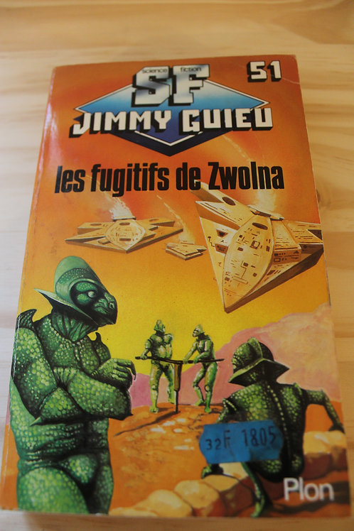 Les fugitifs de Zwolna