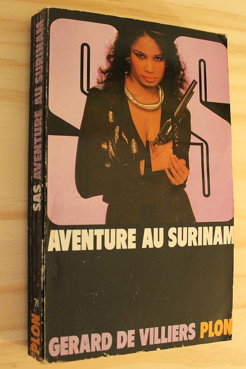 SAS / Aventure au Suriname