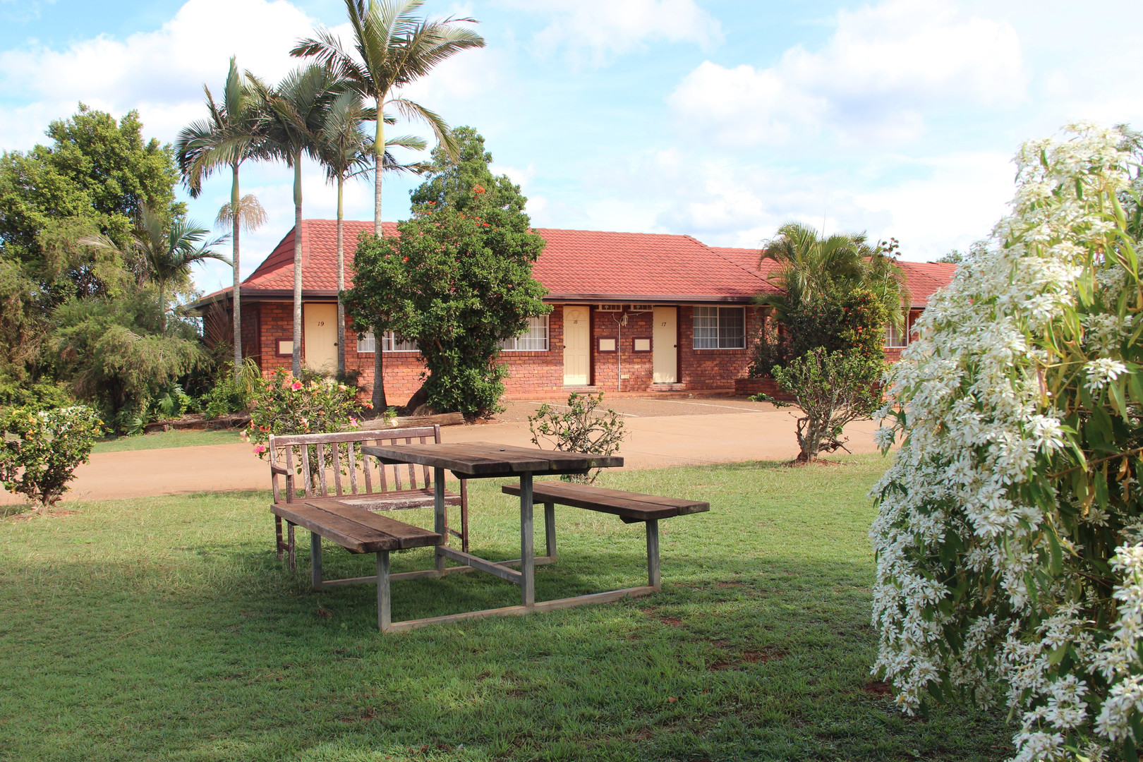 Accommodation in Childers