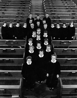 Redeemer's Choir 1951.png