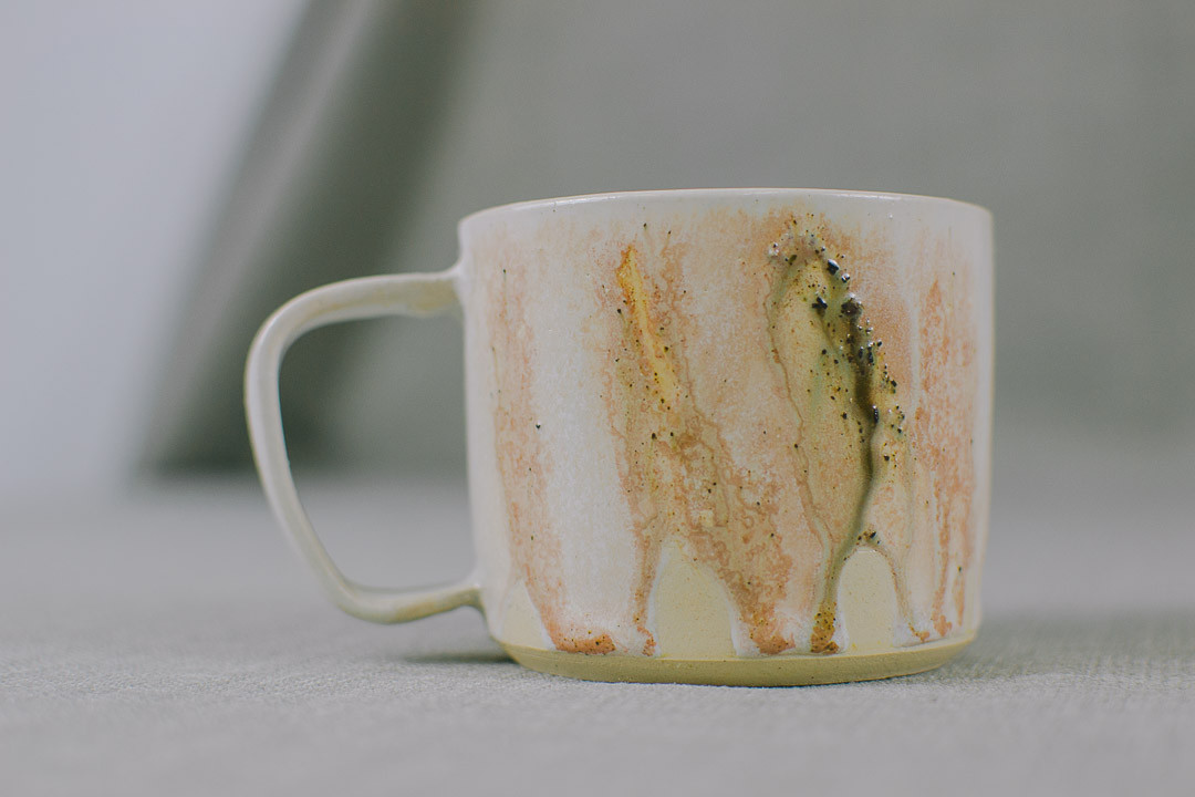 Ivory Mug