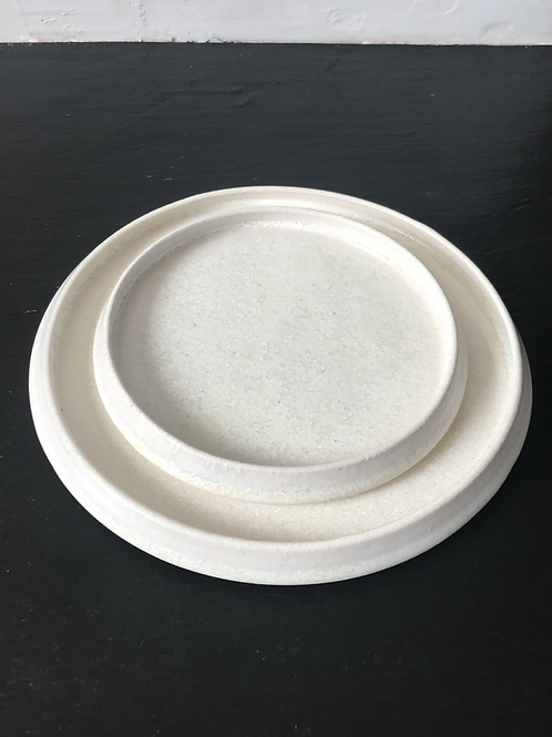 Ivory Plates
