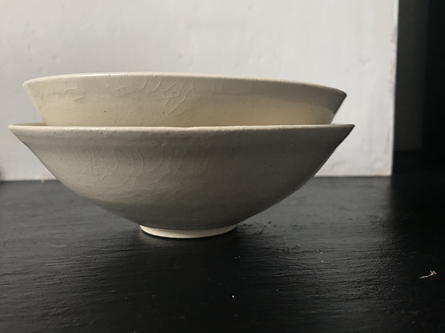 Small Celadon Bowls