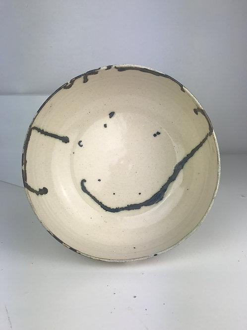 Bronze detailed bowl.