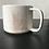 Thumbnail: Ivory glazed mug with ash.