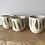 Thumbnail: Celadon ash sake cups