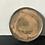 Thumbnail: Large black clay plate