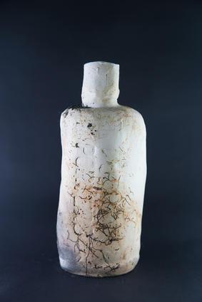 Porter's Bottle. Sagger fired