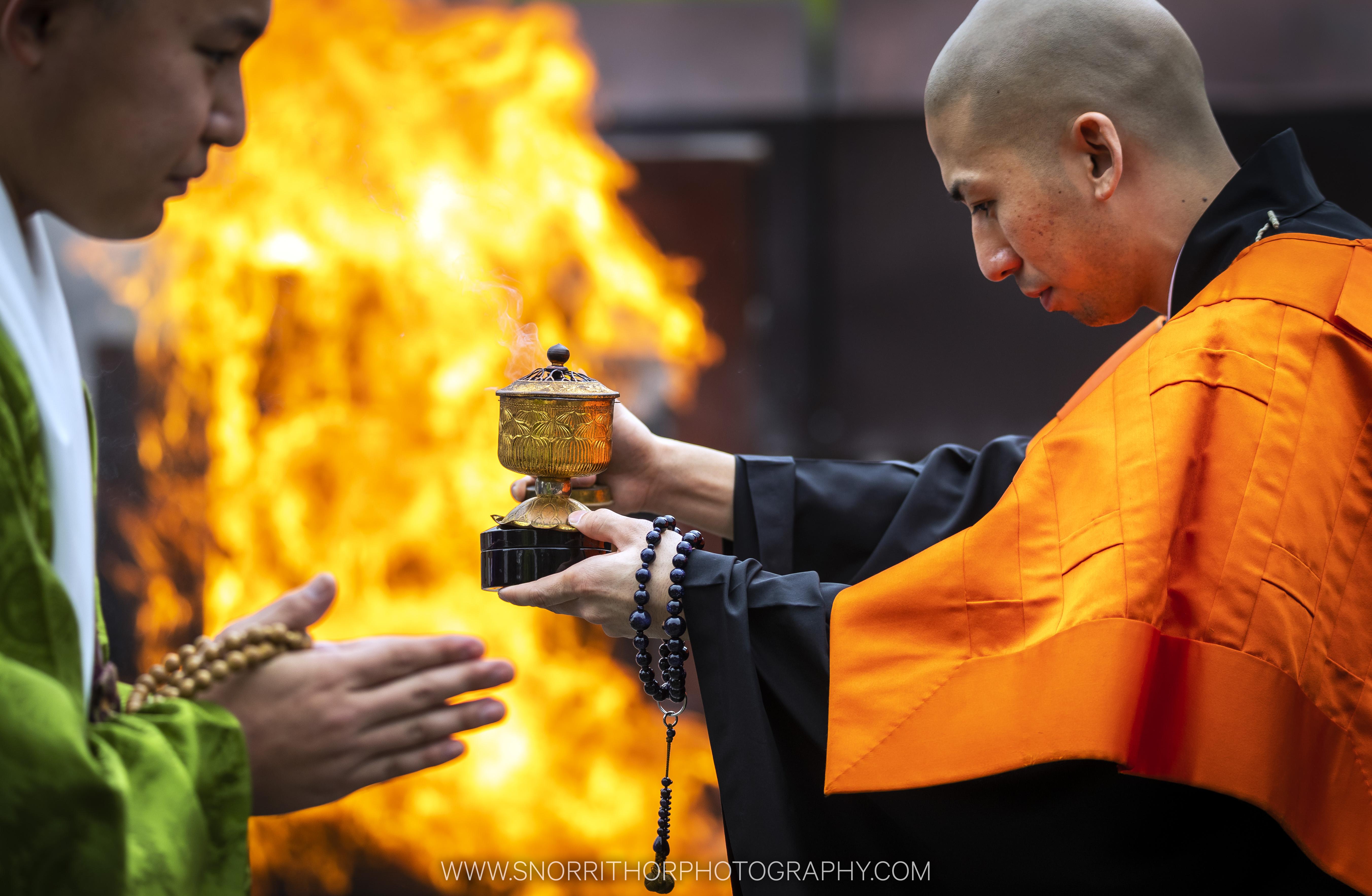 Tokyo Monks