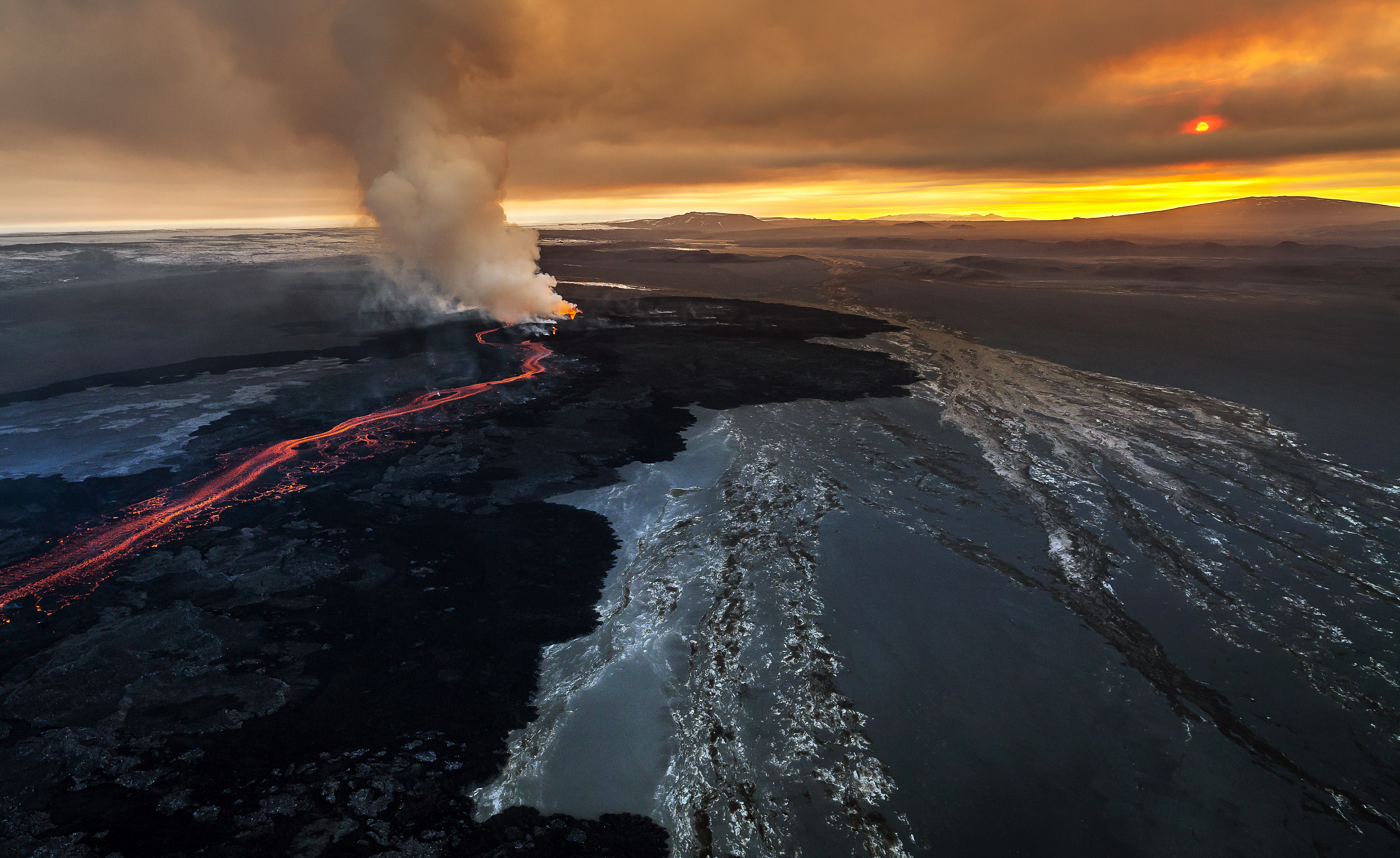 Holuhraun Eruption