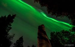 Cemetary Aurora