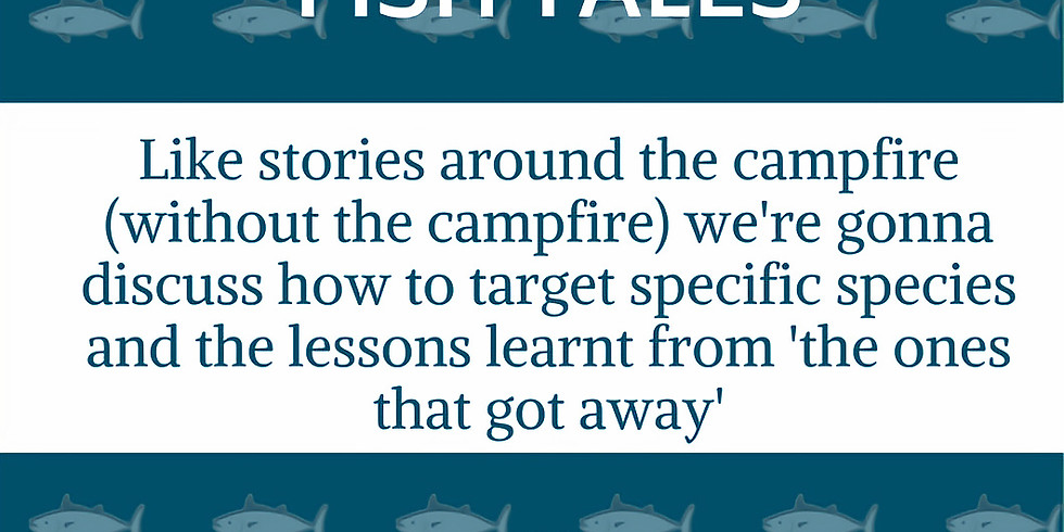 TALL Fish Tales - August Club Meeting
