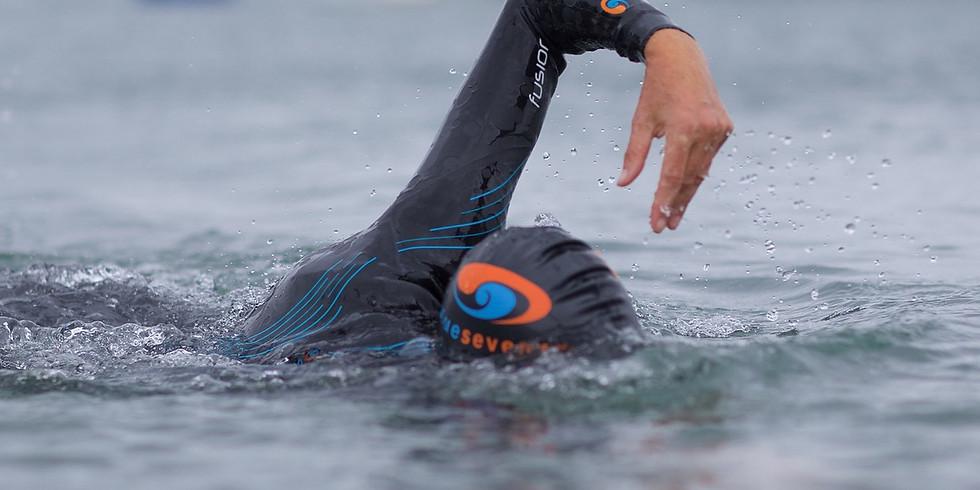 Spearfishing Skills Training - SWIMMING with Ange