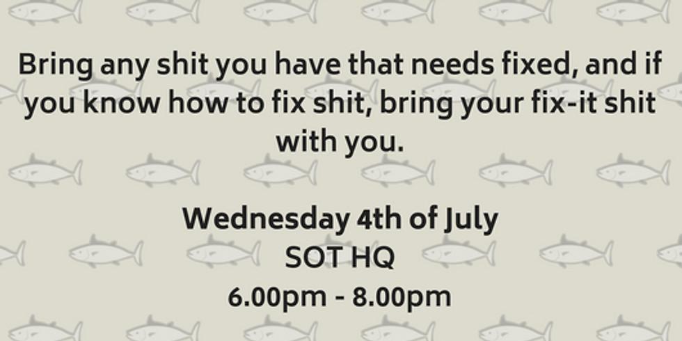 Fourth of July Club Night!