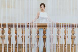 Robe de mariée sur mesure par Christelle