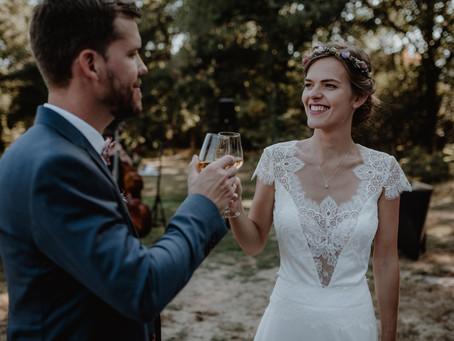 Le mariage d'Aurélie