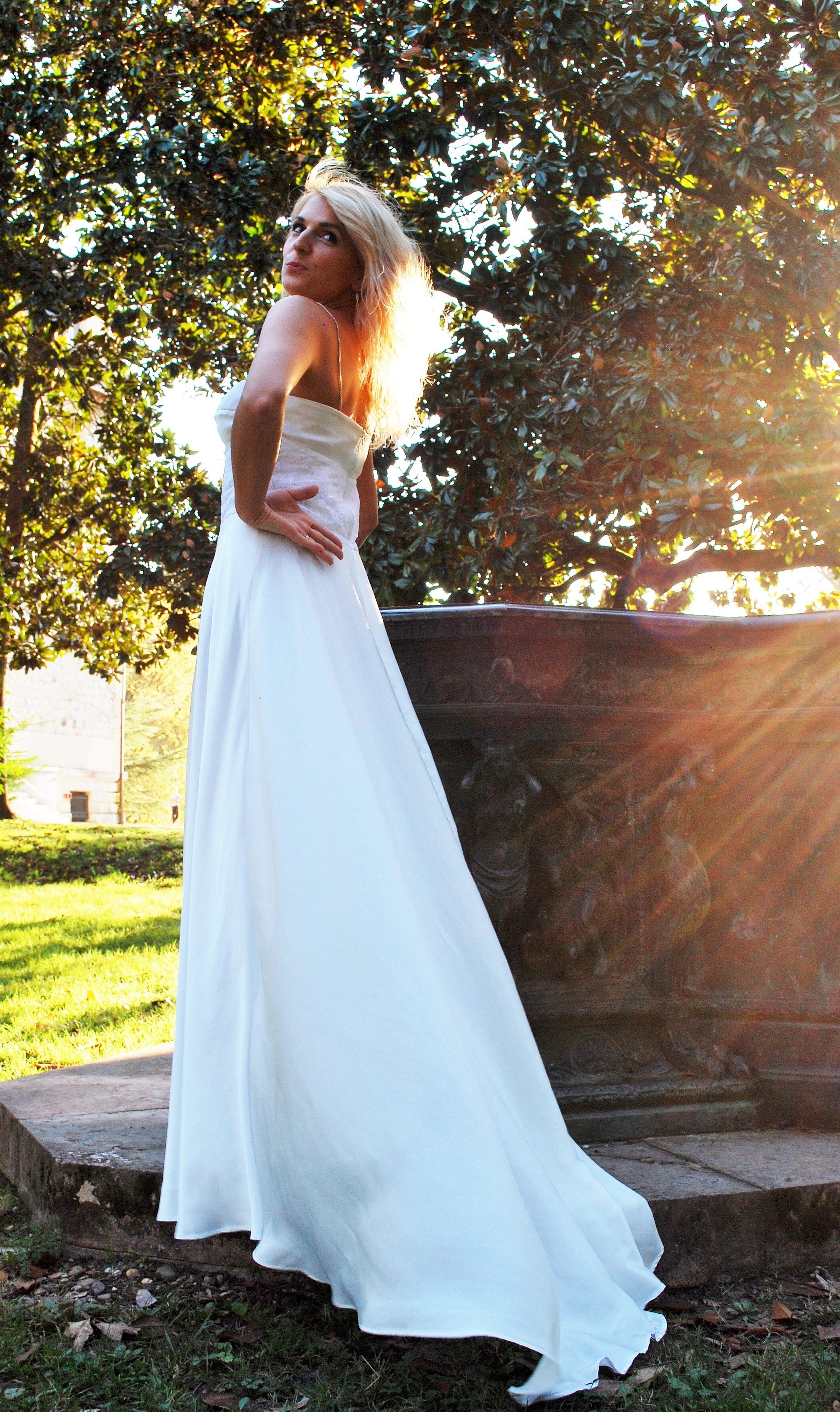 Robe de ma mariée, sur mesure