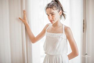 Robe cortège jeune fille