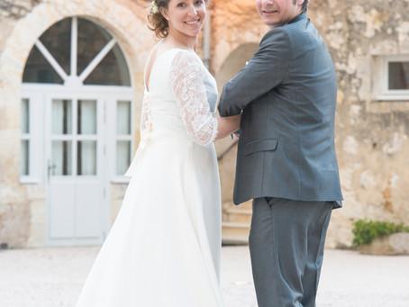 Le mariage de Sabine
