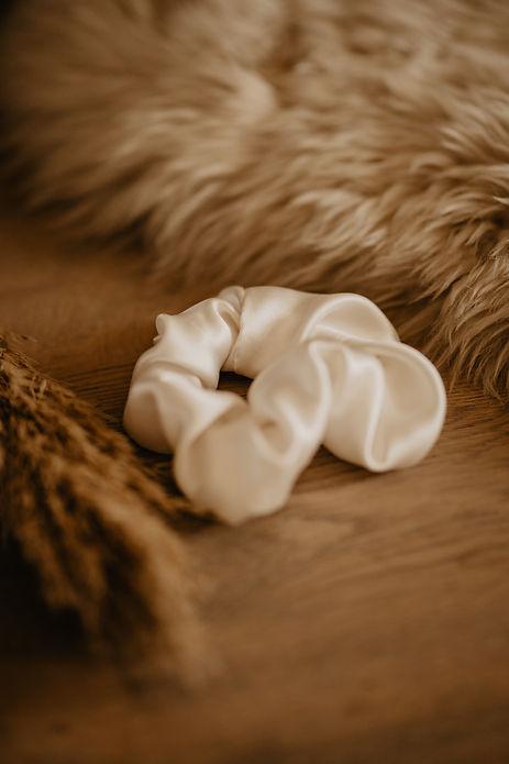 Chouchou en soie