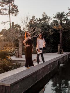 shooting Villa la Tosca
