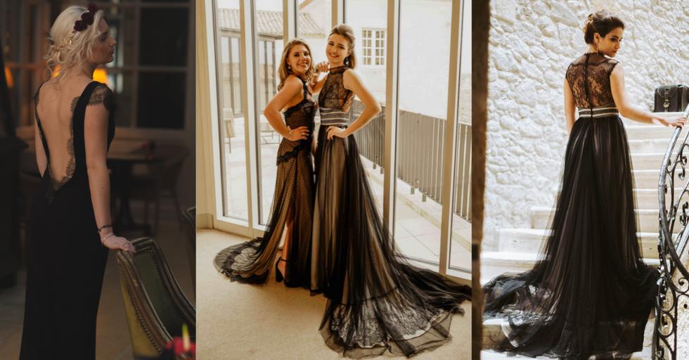 Christelle Vasseur couture  robes de soi