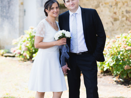Le mariage de Amandine