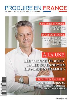 Magazine Produire ne France 2020
