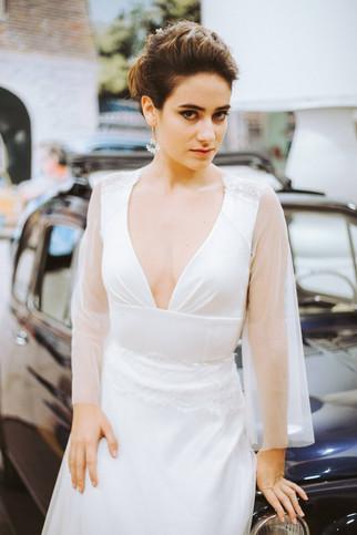 Christelle Vasseur Créatrice de robe de