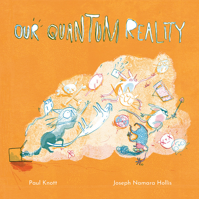 Our Quantum Reality book cover