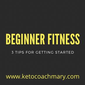 3 Fitness Tips for Beginners