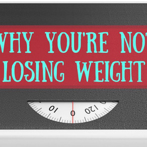Four Reasons You're Not Losing Weight on Keto