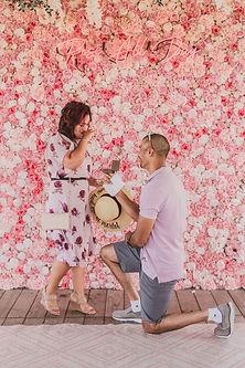 surprise proposal trius winery niagara photography engagement