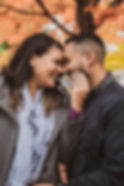 surprise proposal couple shoot engagement she said yes toronto