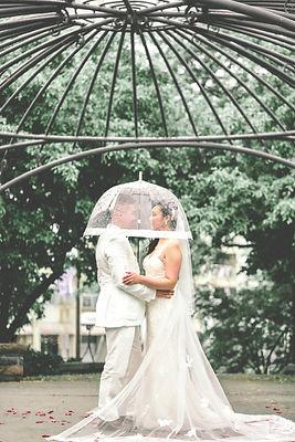 toronto music garden wedding photography