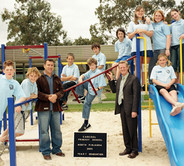 Carcool Primary School Graduation 2005